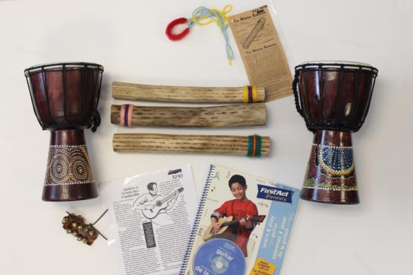 Aboriginal Music Bin