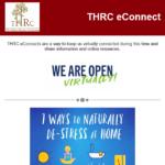 THRC eConnect Flyer