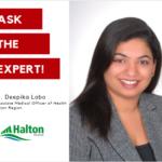THRC Event Flyer with Dr. Deepika Lobo