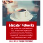 Educator Networks Event Flyer