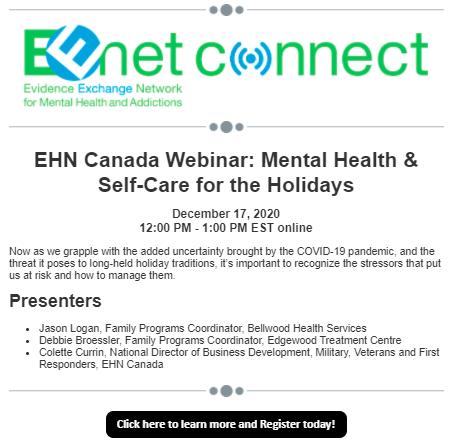 THRC eConnect Flyer for EHN Canada Webinar