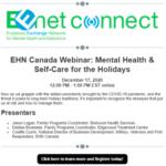 EHN Canada Webinar Flyer