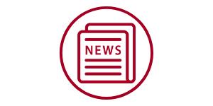 Newspaper icon, representing Latest News