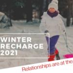 Winter Recharge 2021 Banner