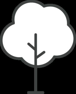 Outdoor Tree Icon