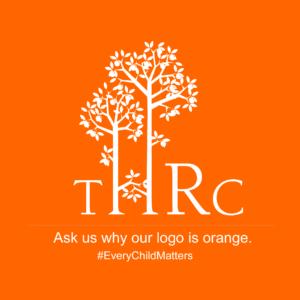 THRC Orange Logo