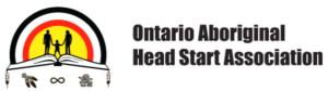 Ontario Aboriginal Head Start Association Banner with Logo